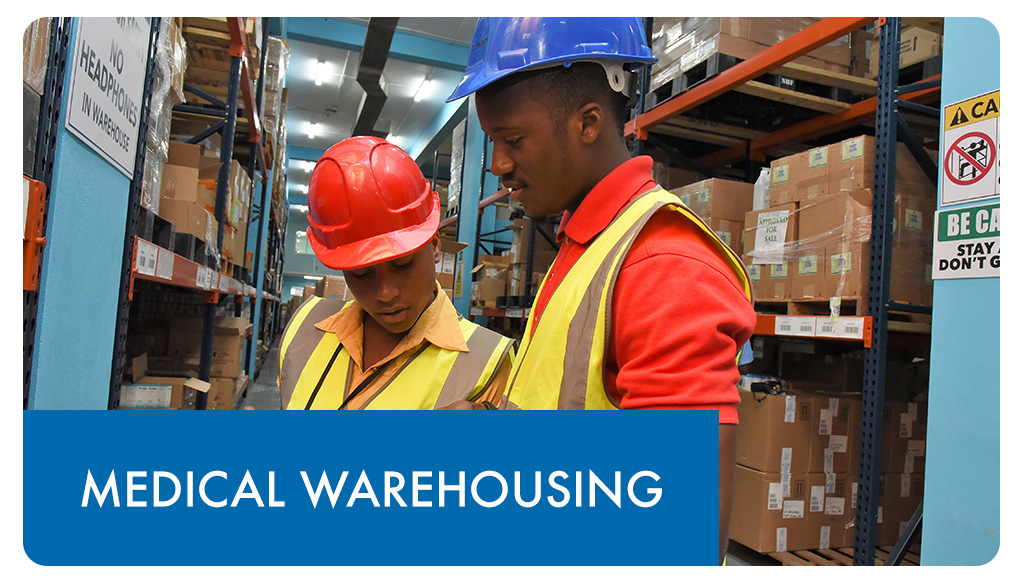 Medical warehousing thumbnail 1