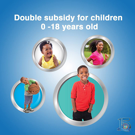 double subsidy 2