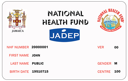 Health Cards The National Health Fund