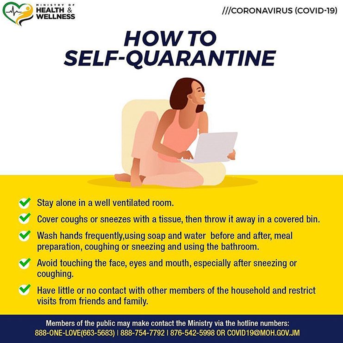 Self Quarantine Web1