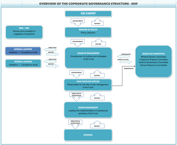 Overview Governance NHF