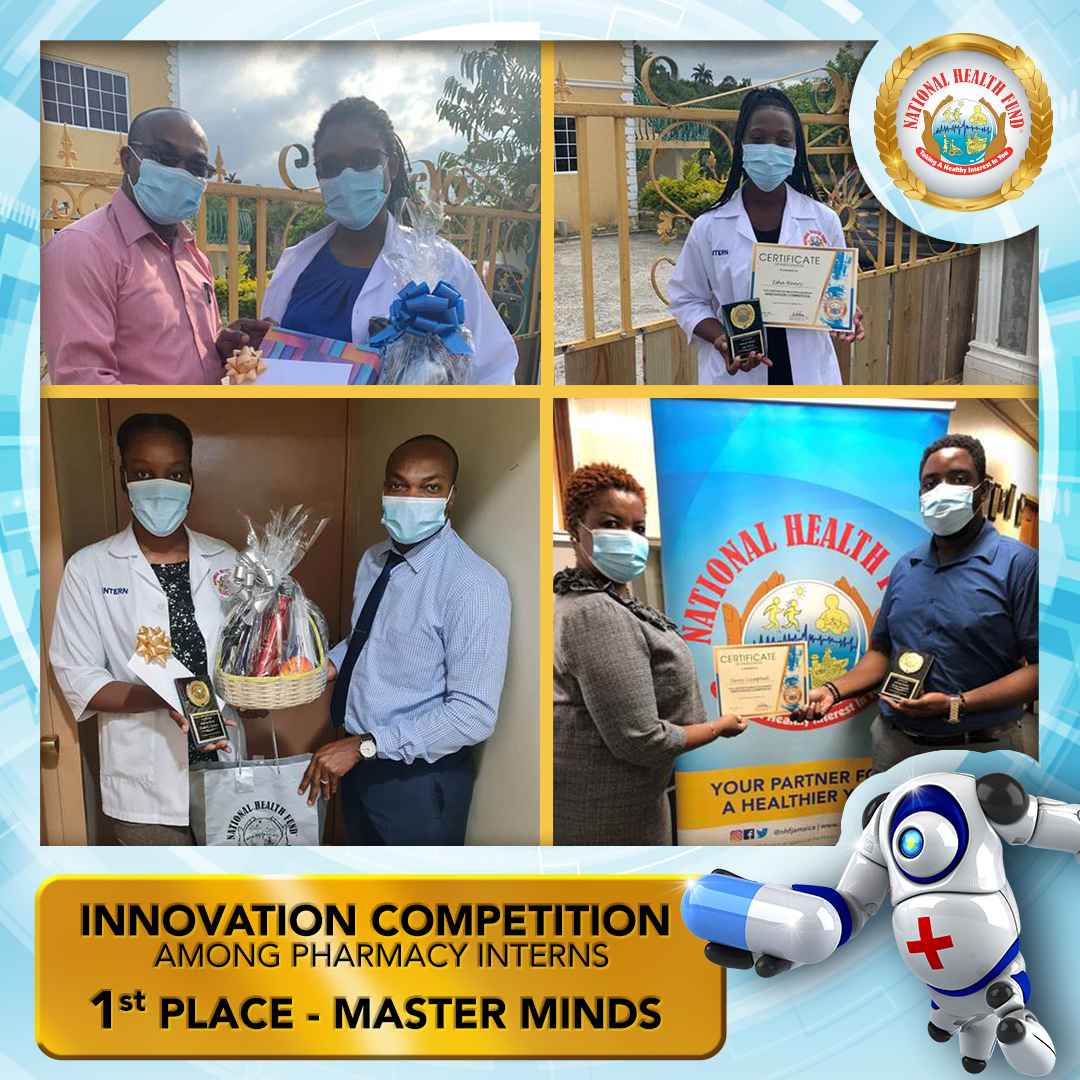 NHF INNOVATION COMPETITION WINNERS