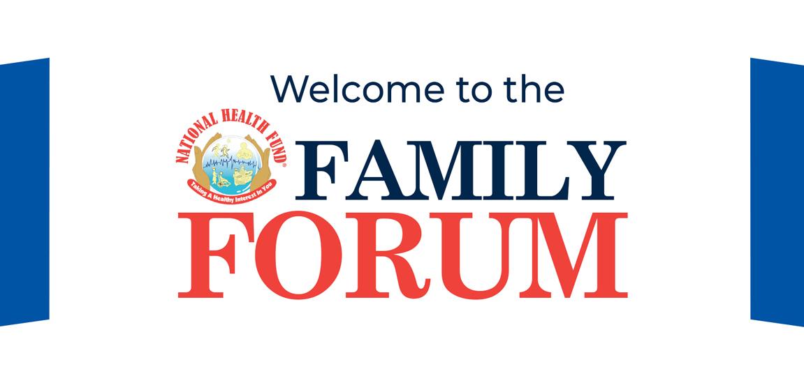 NHF FAMILY FORUM