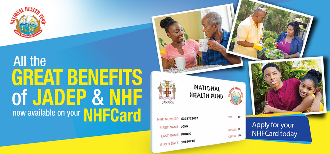 THE EXPANDED NHF CARD