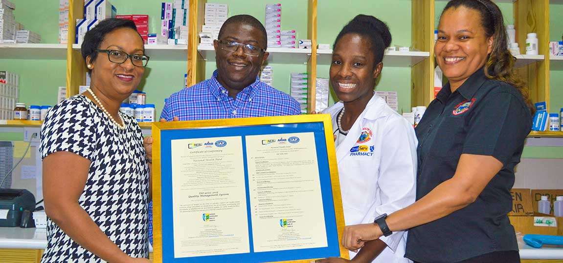 NHF gets ISO certification for fourth consecutive cycle - July 1, 2019